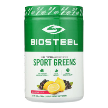 Biosteel - Superfood Greens Acai Lemonade - 1 Each 1-10.8 Oz