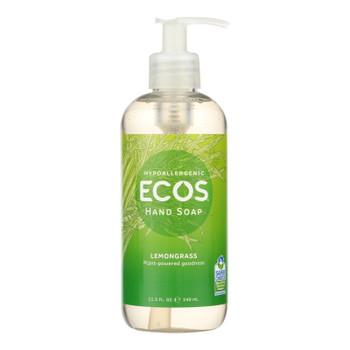 Ecos - Hand Soap Lemongrass - Case Of 6-11.5 Fz