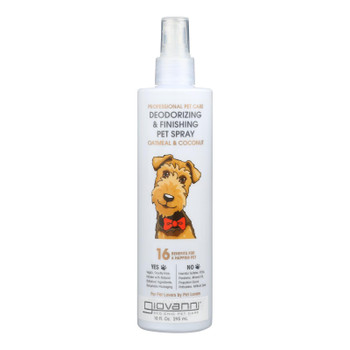 Giovanni Hair Care Products - Pet Spry Deodorizing & Finishing - 1 Each 1-10 Fz