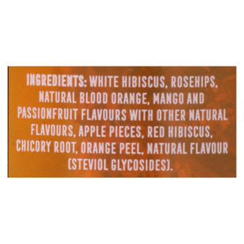 Twinings Tea - Tea Cold Infuse Passionfruit Mango - Case Of 6 - 12 Count