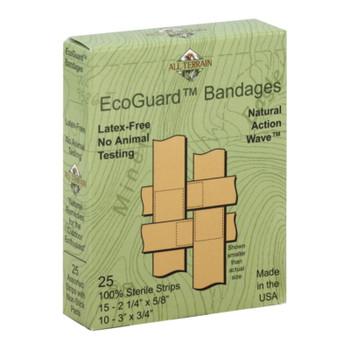 All Terrain - Bandage Kids Adv Assorted - 1 Each 1-20 Ct