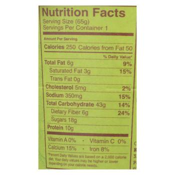 Kodiak Cakes Unleashed Muffin - Case Of 12 - 2.29 Oz