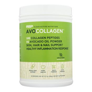 Avo Collagen - Collagen Unflavored - Ea Of 1-12.7 Oz