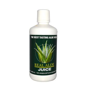Real Aloe Real Aloe Vera Juice - 32 Oz