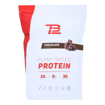 Tb12 - Protein Plant Based Chocolate - Case Of 6-2.25 Lb