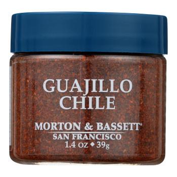 Morton & Bassett - Chili Guajillo - Case Of 3 - 1.40 Oz