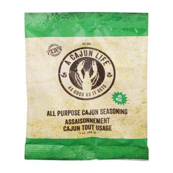 A Cajun Life - Season All Purpose Cajun - Case Of 12 - 1 Oz