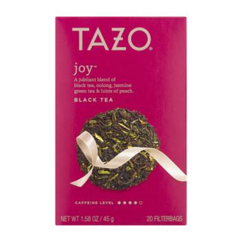Tazo Tea - Tea Bag Joy Blend - Case Of 6 - 20 Bag