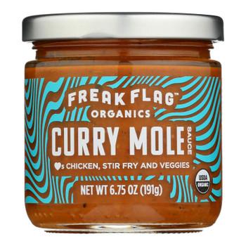 Freak Flag - Mole Kick'n Curry - Case Of 6 - 6.75 Oz