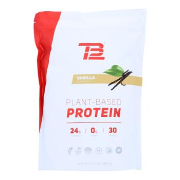 Tb12 - Protein Plant Based Vanilla - Case Of 6-2.12 Lb