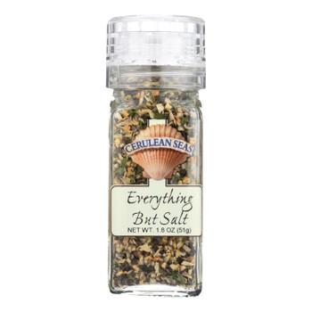 Cerulean Seas - Grinder Everything Sea Salt - Cs Of 6-1.8 Oz