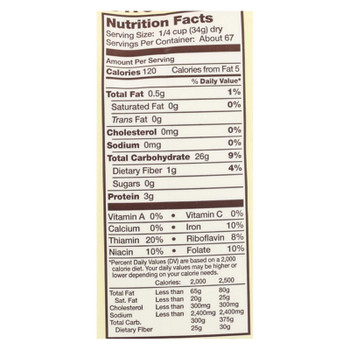 Bob's Red Mill - Unbleached White Fine Pastry Flour - 5 Lb - Case Of 4