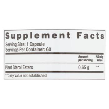 Kyolic - Moduchol Daily Cholesterol Health - 60 Vegetarian Capsules