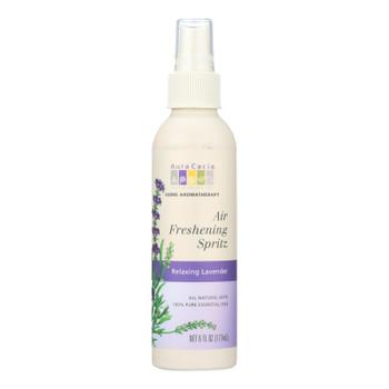 Aura Cacia - Air Freshening Spritz Lavender - 6 Fl Oz