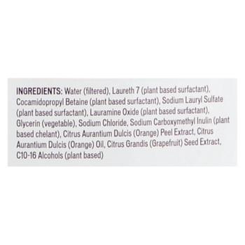 Biokleen Laundry Detergent - Citrus - Case Of 6 - 64 Fl Oz.