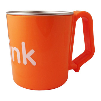 Thinkbaby  Bpa Free Kid's Cup - Orange
