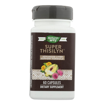 Nature's Way - Super Thisilyn - 60 Vcap
