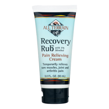 All Terrain - Recovery Rub - 3 Oz