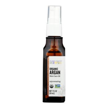 Aura Cacia - Argan Skin Care Oil Certified Organic - 1 Fl Oz