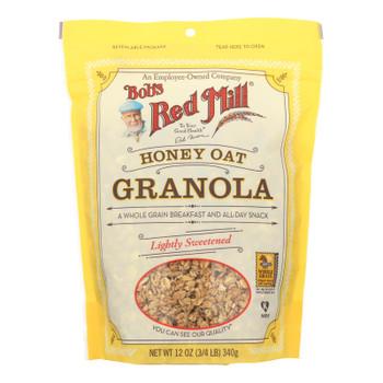 Bob's Red Mill - Honey Oat Granola - 12 Oz - Case Of 4