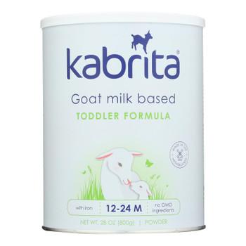Kabrita Goat Milk Toddler Formula - 12-24 Months - Case Of 6 - 28 Oz