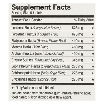 Dr. Shen's Coldstop Tablets  - 1 Each - 15 Tab