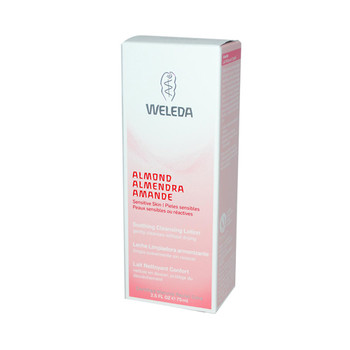Weleda Soothing Cleansing Lotion Almond - 2.5 Fl Oz