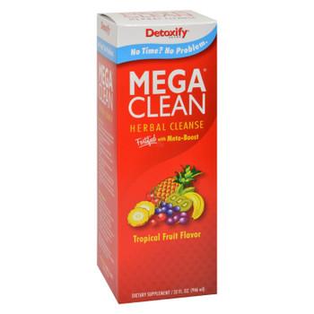 Detoxify - Mega Clean - Tropical - 32 Oz
