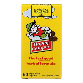 Natural Balance Happy Camper - 60 Vegetarian Capsules