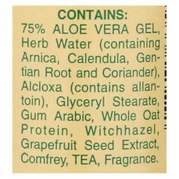 Alvera All Natural Roll-on Deodorant Aloe Herbal - 3 Fl Oz