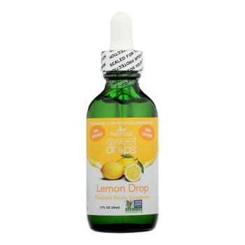 Sweet Leaf Sweet Drops Sweetener Lemon Drop - 2 Fl Oz