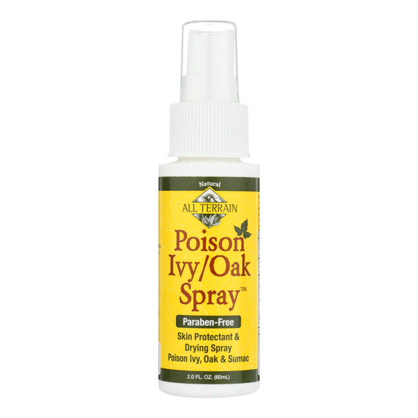 All Terrain - Poison Ivy And Oak Spray - 2 Fl Oz
