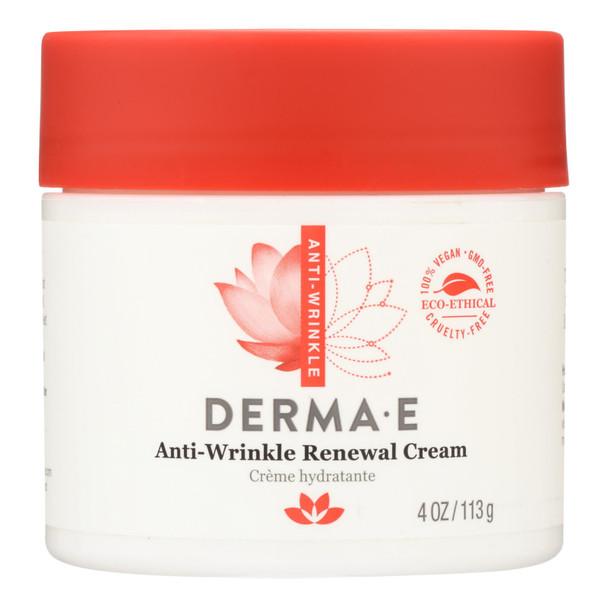 Derma E - Refining Vitamin A Creme - 4 Oz.