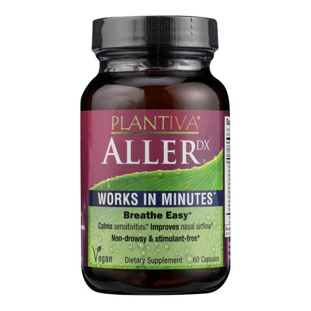 Plantiva Allerdx - 60 Capsules