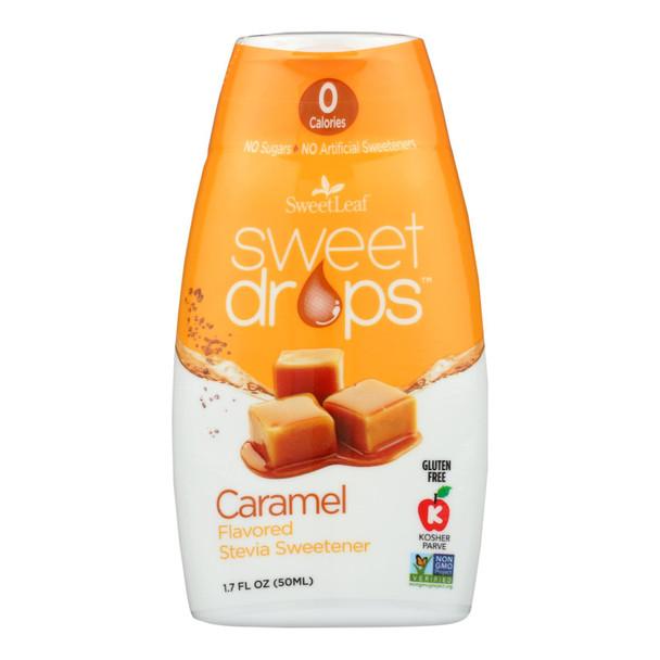 Sweetleaf Caramel Sweet Drops - 1 Each - 1.7 Oz