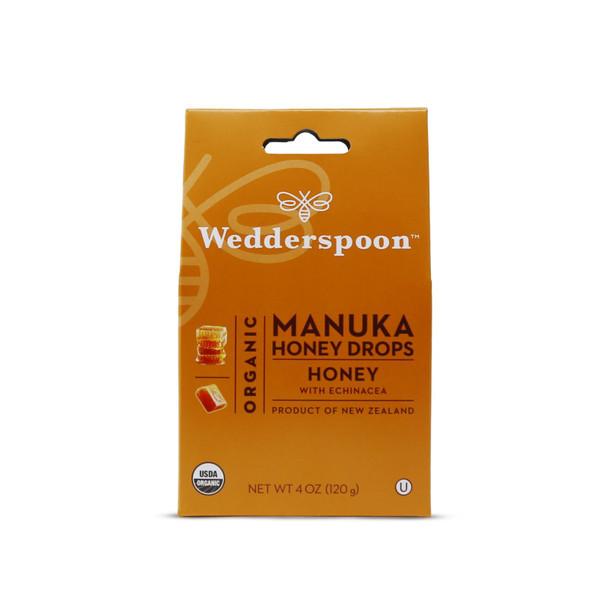 Wedderspoon - Honey Drops Echnca - 1 Each - 4 Oz