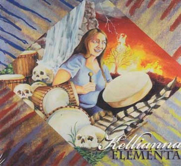 Cd: Elemental By Kellianna