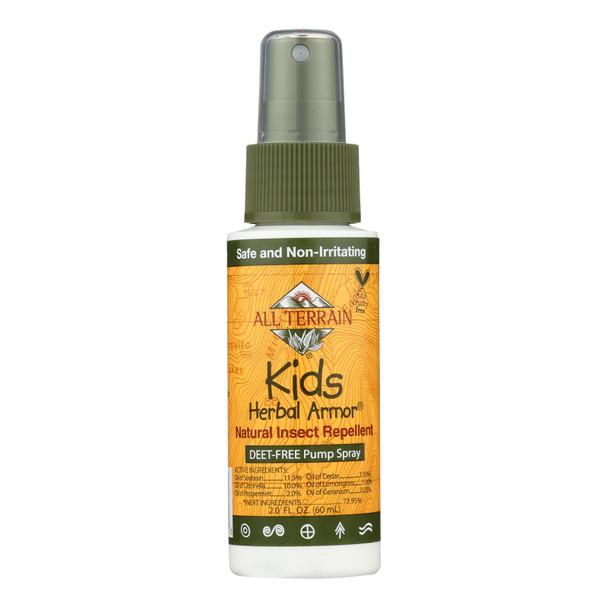 All Terrain - Kids Herbal Armor - 2 Fl Oz