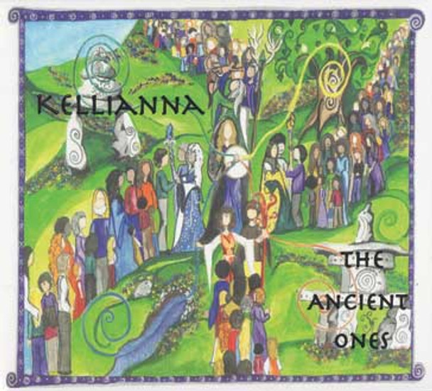 Cd: Ancient Ones By Kellianna
