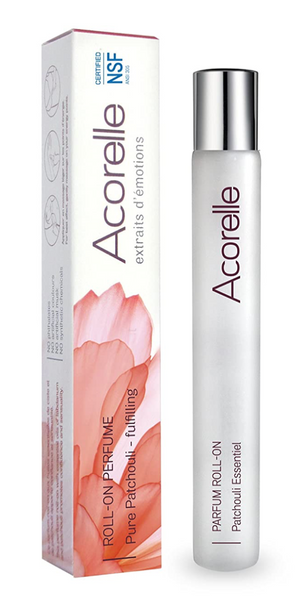 Acorelle - Roll-on Perfume - Pure Patchouli - 0.33 Oz.