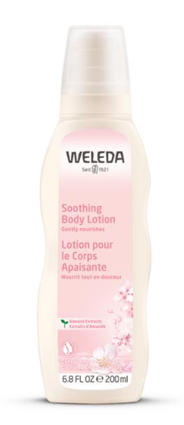 Weleda - Soothing Body Lotion - Almond - 6.8 Fl Oz