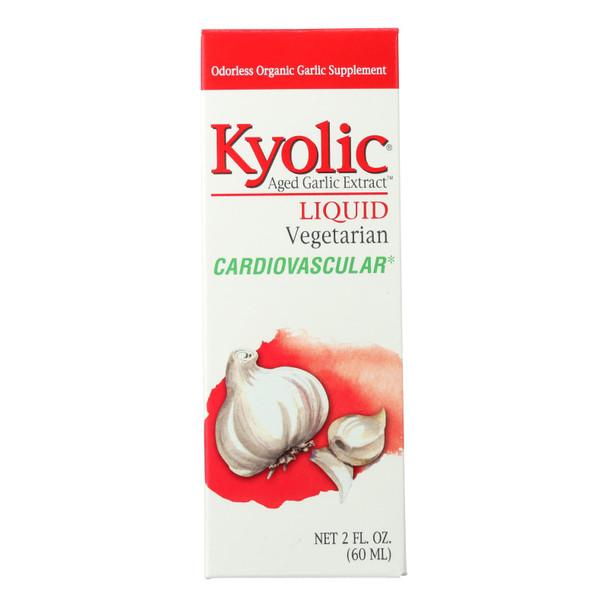 Kyolic - Liquid Aged Garlic Extract - 2 Oz