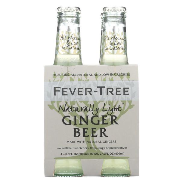 Fever - Tree Ginger Beer - Beer - Case Of 6 - 6.8 Fl Oz. - 1752229