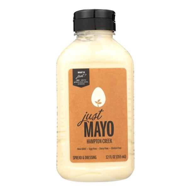 Just - Mayo Original Shelf Stble - Case Of 6-12 Fz