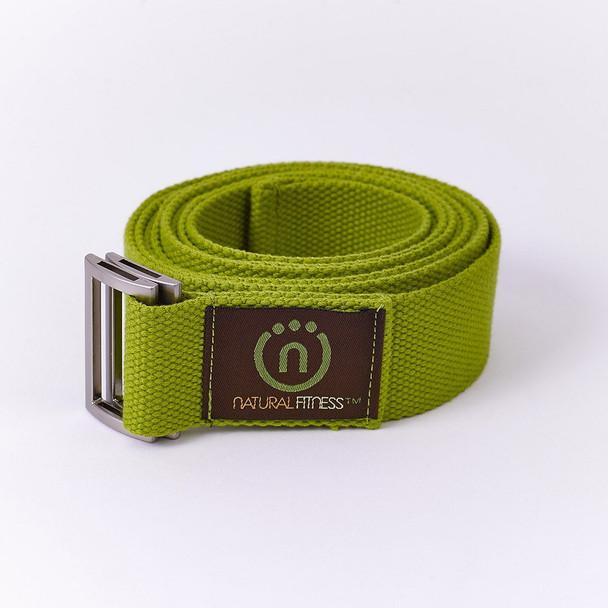 Natural Fitness - Hemp Yoga Strap 8ft Olive - 1 Each - .3 Lb