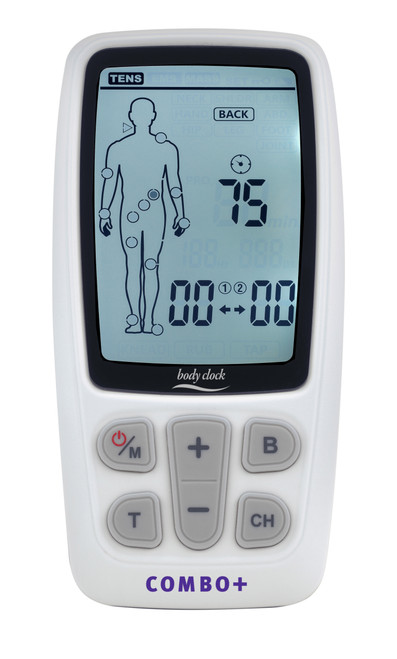 3-In-1 COMBO+ Electrotherapy Unit with 22 Programs
