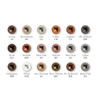 FastenMaster TrimTop Screws Color Chart