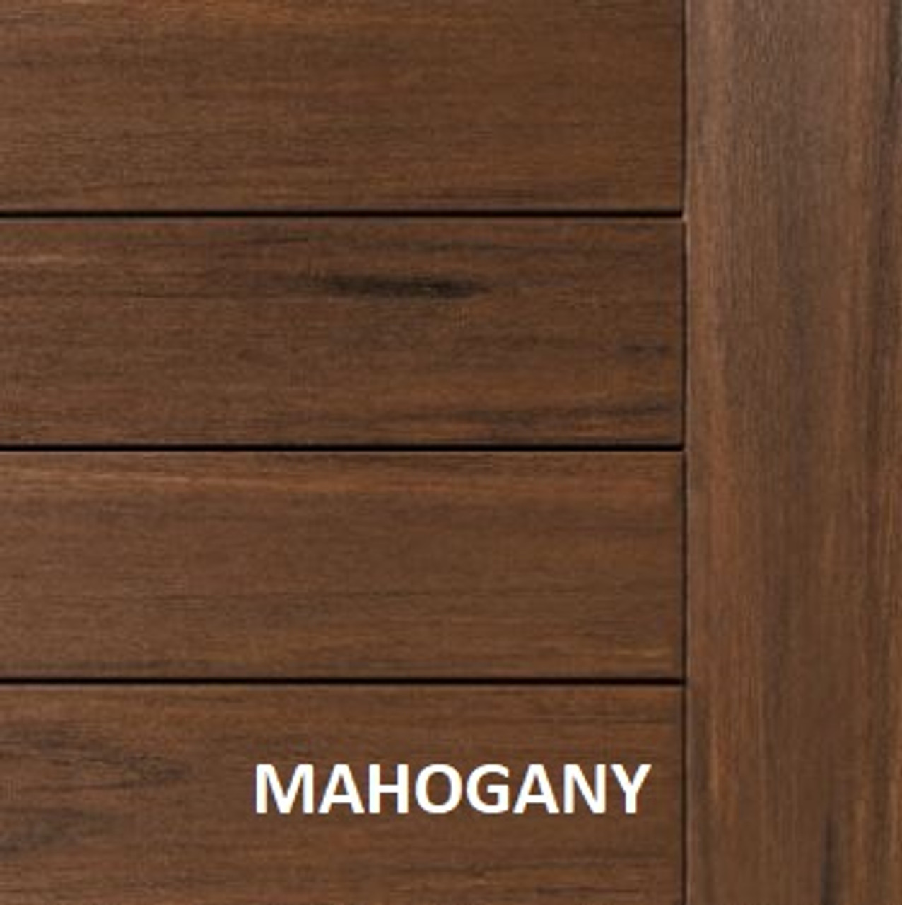 AZEK Vintage Decking Mahogany