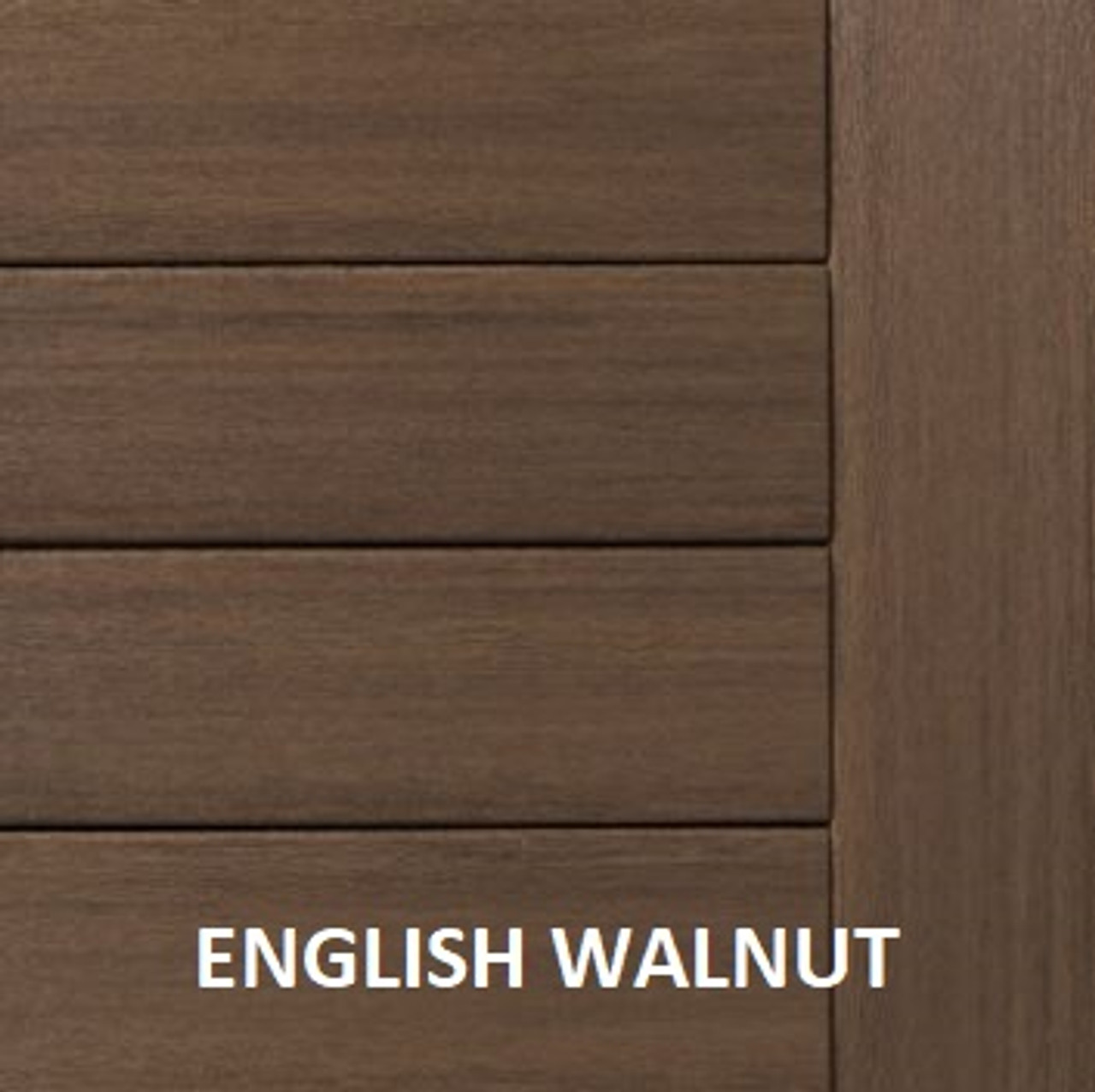 AZEK Vintage Decking English Walnut
