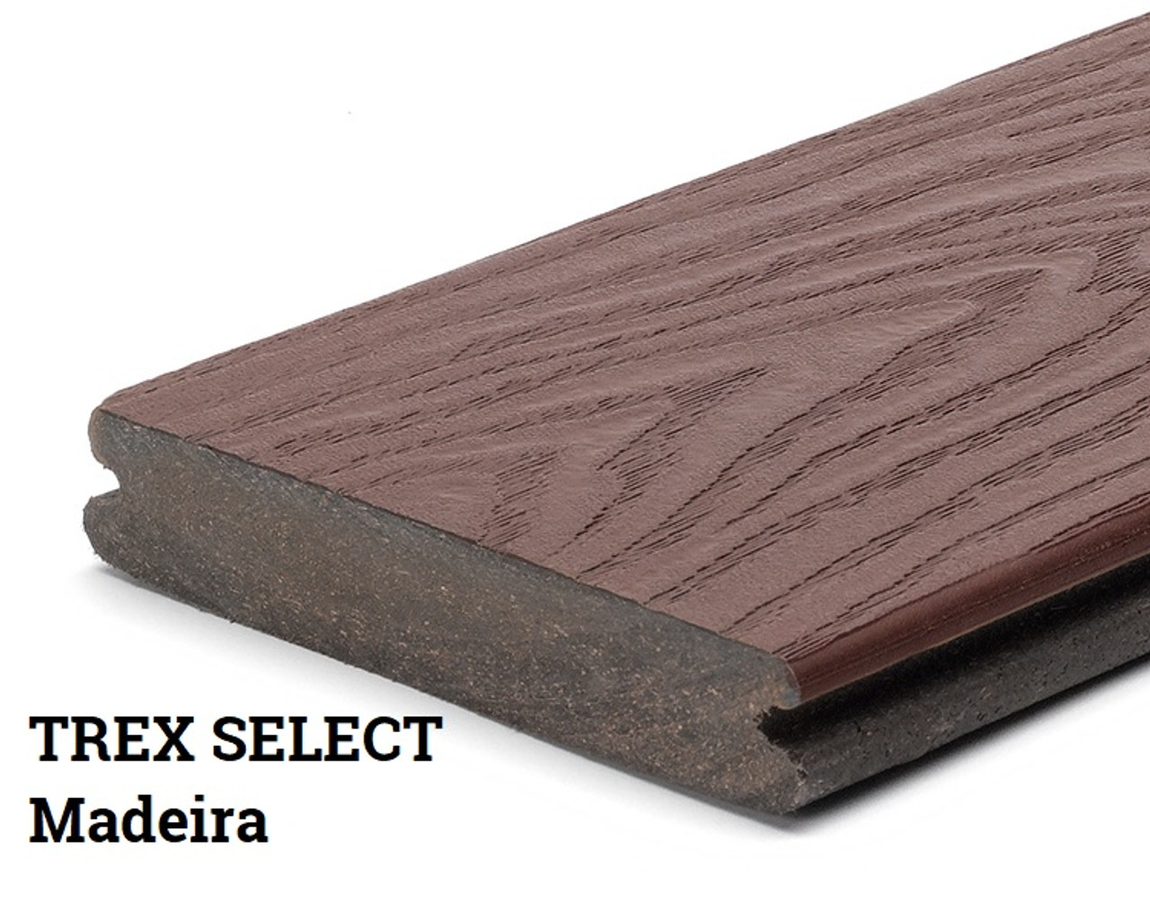 Trex Select Madeira Grooved Edge Decking